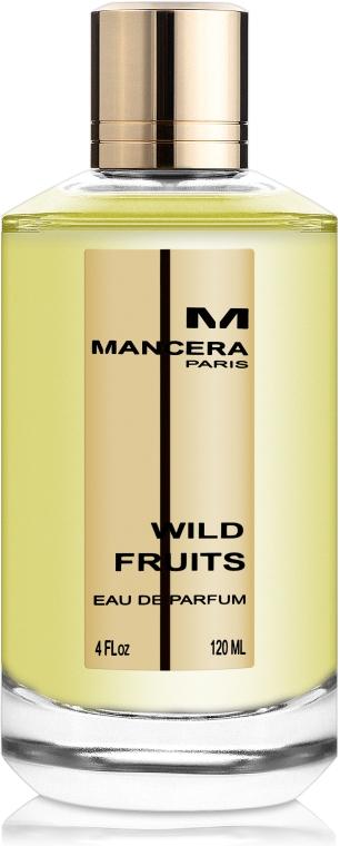 Mancera Wild Fruits - Парфюмированная вода