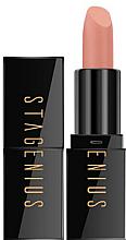 Духи, Парфюмерия, косметика Матовая помада для губ - Stagenius Cream Matte Lipstick