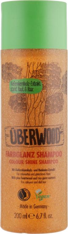 """Шампунь для окрашенных волос """"Сияние цвета"""" - Uberwood Colour Shine Shampoo"""