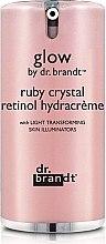 Духи, Парфюмерия, косметика Крем с ретинолом для лица - Dr. Brandt Ruby Crystal Retinol Hydracreme