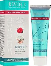 Духи, Парфюмерия, косметика Маска-пилинг для ног - Revuele Professional Care Peeling Feet Mask