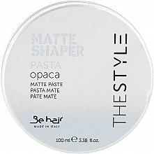 Духи, Парфюмерия, косметика Матовая паста для укладки волос - Be Hair The Style Matte Shaper Paste