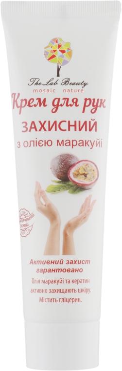 """Крем для рук """"Защитный"""" с маслом маракуйи - Green Pharm Cosmetic"""