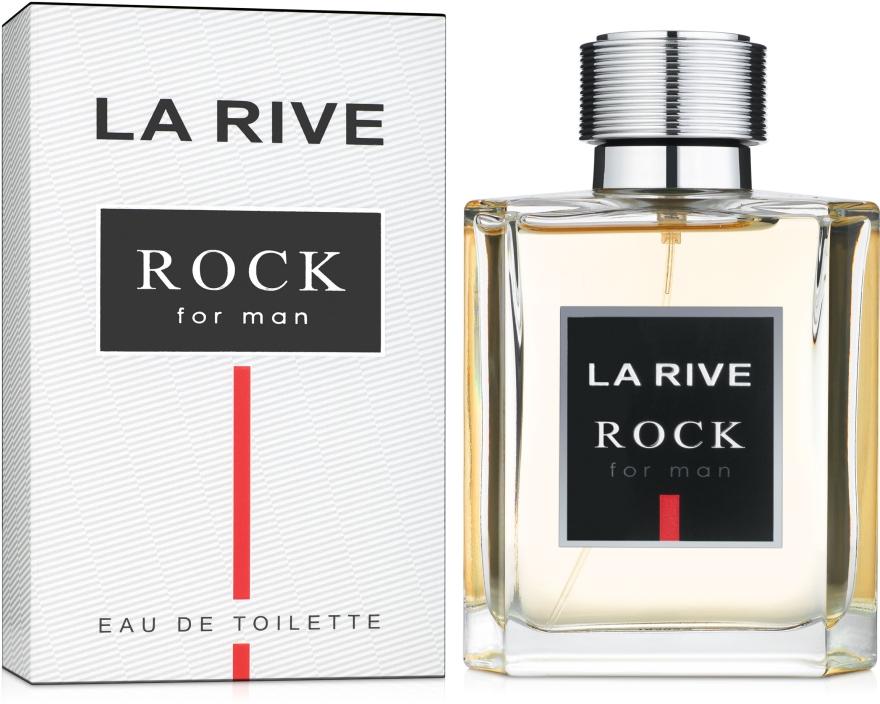 La Rive Rock - Туалетна вода — фото N2