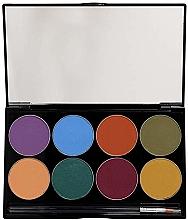 Духи, Парфюмерия, косметика УЦЕНКА Палитра аквагрима - Mehron Makeup Paradise AQ Face & Body Paint 8 Color Palette *
