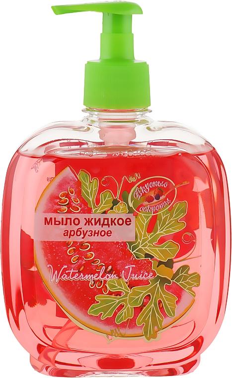 """Жидкое мыло """"Арбуз"""" - Вкусные Секреты"""