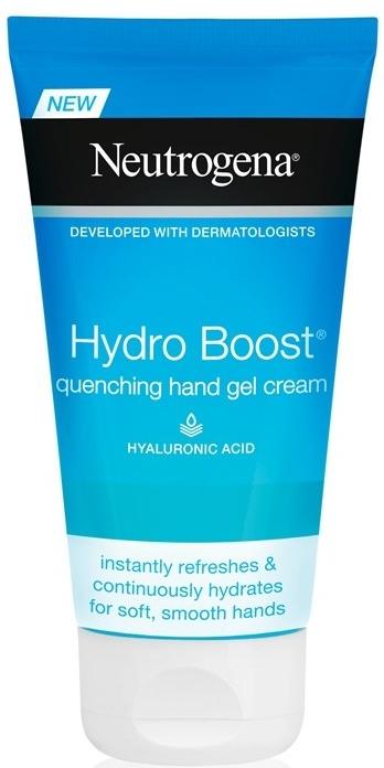 Крем для рук - Neutrogena Hydro Boost Quenching Hand Gel Cream