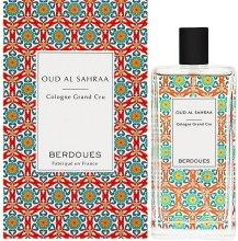 Духи, Парфюмерия, косметика Berdoues Oud Al Sahraa - Одеколон