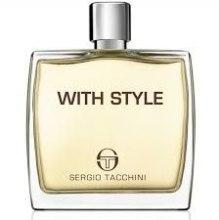 Sergio Tacchini With Style - Лосьйон після гоління — фото N1