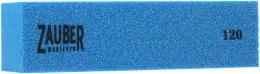 Духи, Парфюмерия, косметика Баф-пилка 03-032, синяя - Zauber