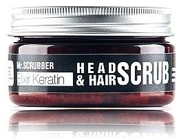 Парфумерія, косметика Скраб для шкіри голови - Mr.Scrubber Elixir Keratin Head & Hair Scrub
