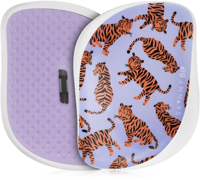 Расческа для волос - Tangle Teezer Compact Styler Trendy Tiger