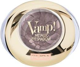 Парфумерія, косметика Тіні для повік - Pupa Pink Muse Vamp Metallic Eyeshadow