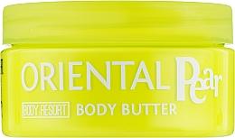 Духи, Парфюмерия, косметика Крем-масло для тела ''Восточная груша'' - Mades Cosmetics Body Resort Oriental Pear Body Butter