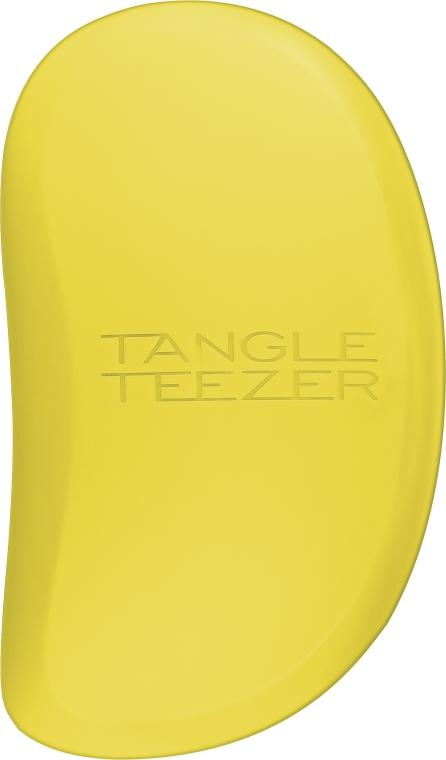 Расческа для волос - Tangle Teezer Salon Elite Lemon Sherbet — фото N3