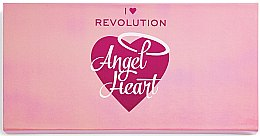 Духи, Парфюмерия, косметика Палетка теней для век - I Heart Revolution Angel Heart