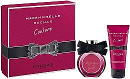 Духи, Парфюмерия, косметика Rochas Mademoiselle Rochas Couture - Набор (edp/50ml + b/milk/100)