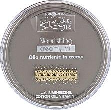 Духи, Парфюмерия, косметика Питательное масло-крем для волос - Hair Company Inimitable Style Nourishing Creamy Oil