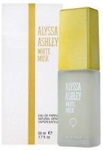 Духи, Парфюмерия, косметика Alyssa Ashley White Musk - Парфюмированная вода