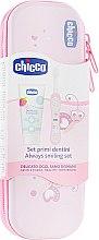 Духи, Парфюмерия, косметика Дорожный набор - Chicco (Toothbrush + Toothpaste/50ml)