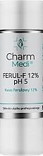 Духи, Парфюмерия, косметика Феруловая кислота 12% - Charmine Rose Charm Medi Ferul-F 12% pH 5