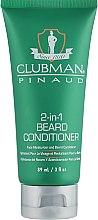 Духи, Парфюмерия, косметика Крем-кондиционер для бороды - Clubman Pinaud 2-in-1 Beard Conditioner
