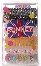 Духи, Парфюмерия, косметика Резинки для волос - Ronney Professional Funny Ring Bubble 15
