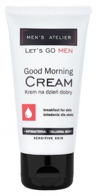 """Крем для мужской кожи лица """"Доброе утро"""" - Hean Men's Atelier Good Morning Cream"""