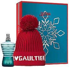 Духи, Парфюмерия, косметика Jean Paul Gaultier Le Male - Набор (edt/125ml + hat)