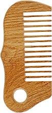 Духи, Парфюмерия, косметика Гребень для волос, деревянный, 1551 - SPL