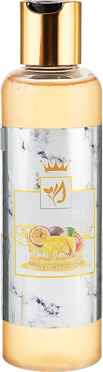 """Натуральный гель для душа """"Манго и маракуйя"""" - Enjoy & Joy Eco Mango and Passionfruit Shower Gel"""