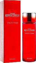 Духи, Парфюмерия, косметика Интенсивный антивозрастной тоник - Missha Time Revolution Vitality Toner