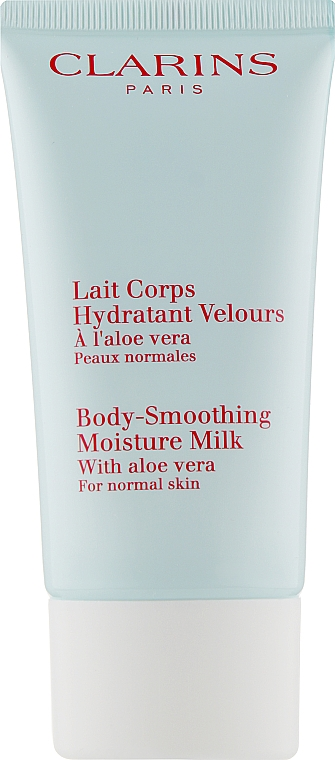 Молочко для тела - Clarins Body-Smoothing Moisture Milk