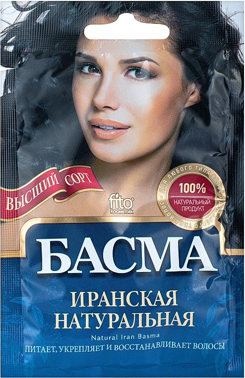 """Басма """"Иранская натуральная"""" - Fito Косметик"""
