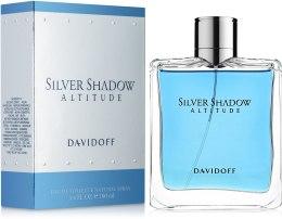 Духи, Парфюмерия, косметика Davidoff Silver Shadow Altitude - Туалетная вода