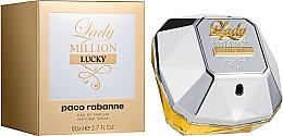 Духи, Парфюмерия, косметика Paco Rabanne Lady Million Lucky - Парфюмированная вода