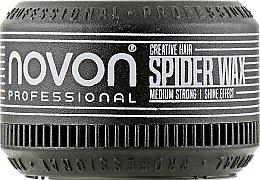 Духи, Парфюмерия, косметика Помада для волос средней фиксации - Novon Professional Spider Wax Medium Hold