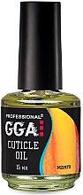 "Духи, Парфюмерия, косметика Масло для кутикулы ""Манго"" - GGA Professional Cuticle Oil"