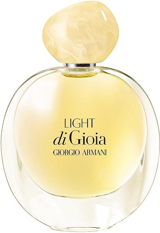 Giorgio Armani Light di Gioia - Парфюмированная вода