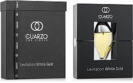 Духи, Парфюмерия, косметика Cuarzo The Circle Levitation White Gold - Парфюмированная вода