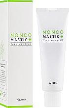 Духи, Парфюмерия, косметика Успокаивающий крем - A'pieu Nonco Mastic Calming Cream