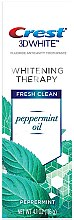Духи, Парфюмерия, косметика Зубная паста - Crest 3D White Whitening Therapy Toothpaste Peppermint Oil