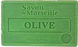 "Духи, Парфюмерия, косметика Мыло натуральное ""Олива"" - Le Chatelard 1802 Soap Olive"