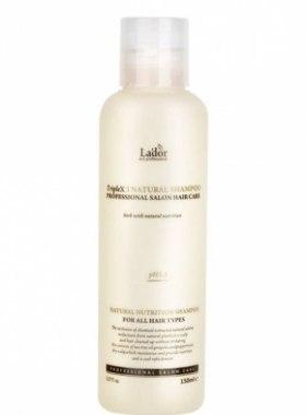 Безсульфатный органический шампунь - La'dor Triplex Natural Shampoo