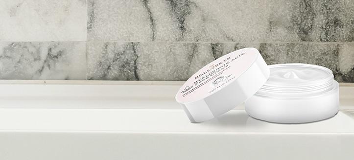 Крем для лица в подарок, при покупке продукции Hollyskin на сумму от 249 грн