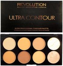 Духи, Парфюмерия, косметика Палетка для контуринга - Makeup Revolution Ultra Contour Palette