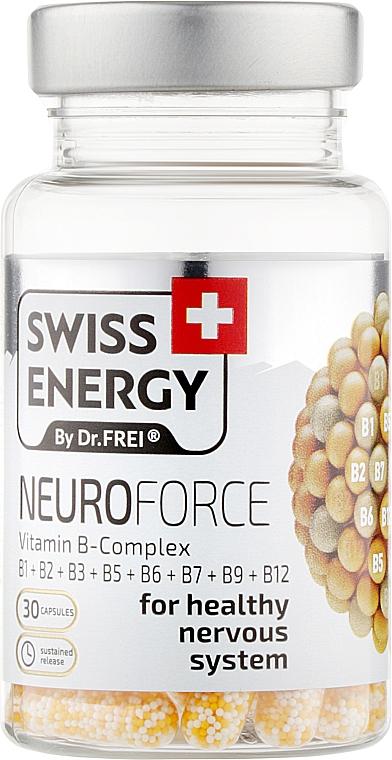 "Витамины в капсулах ""Комплекс Витамин В"" - Swiss Energy Neuroforce"