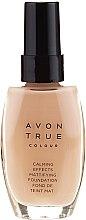 Духи, Парфюмерия, косметика Тональный крем для лица - Avon True Colour Mattifying Foundation