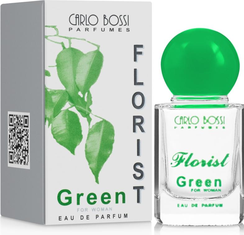 Carlo Bossi Florist Green - Парфюмированная вода (миниатюра)