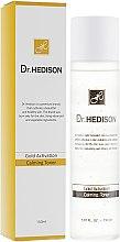Духи, Парфюмерия, косметика Тоник c коллоидным золотом - Dr.Hedison Gold Activation Toner